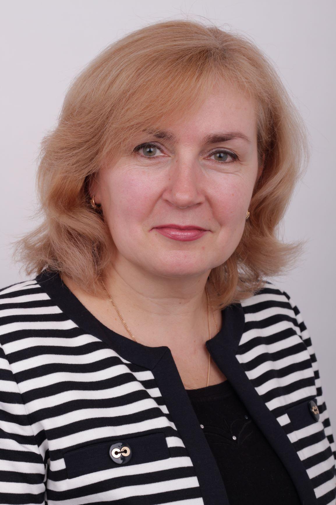 Малькевич Людмила Антоновна