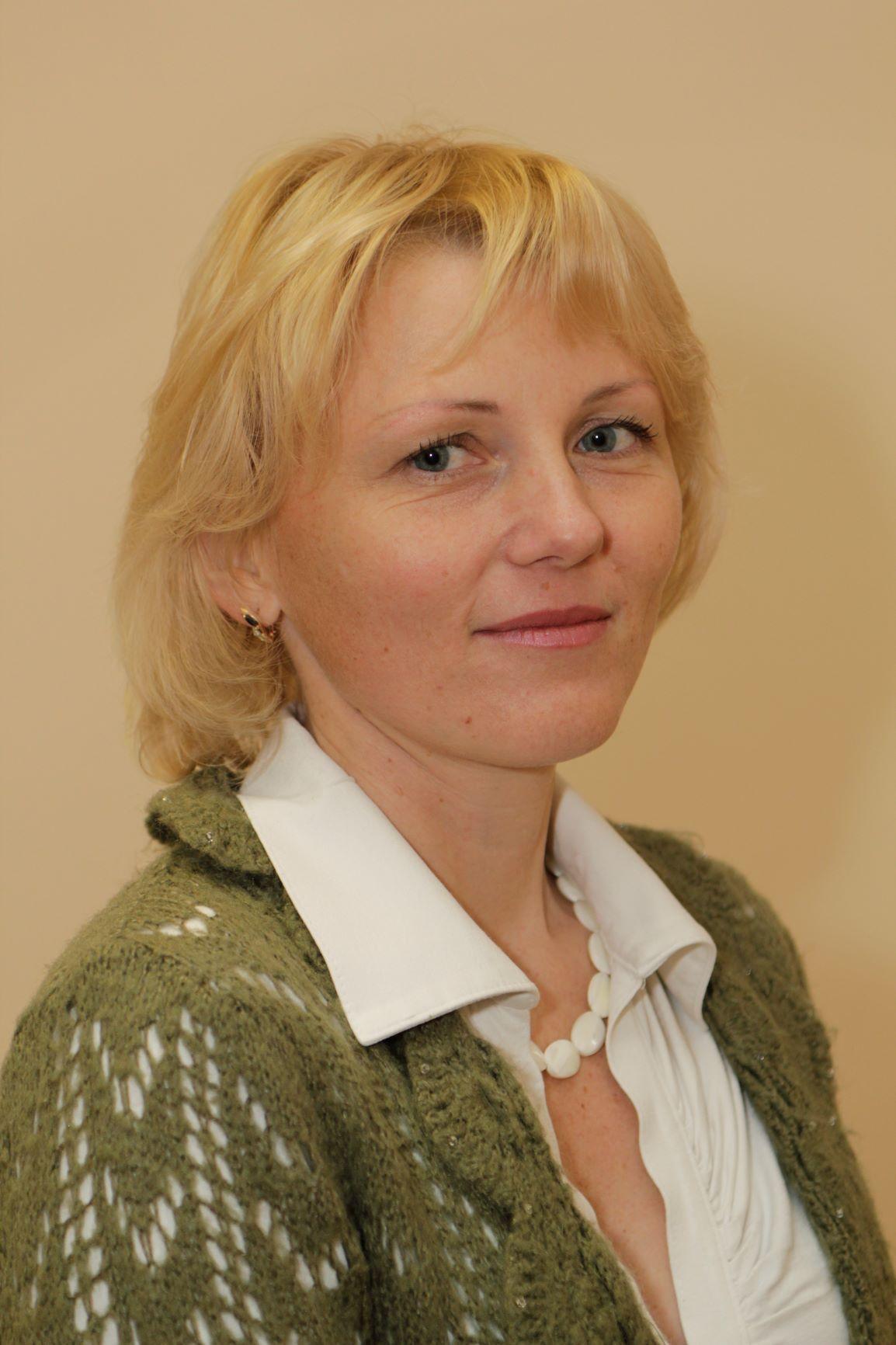 Шишко Елена Ивановна