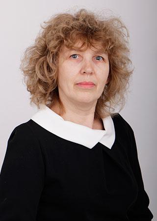 Белугина Ирина Николаевна