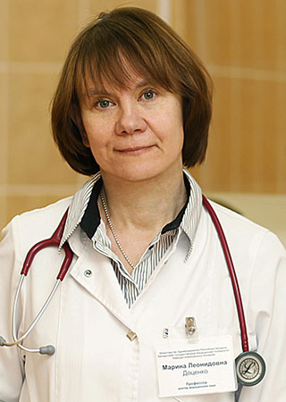 Доценко Марина Леонидовна