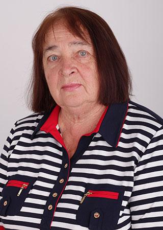 Пархимович Нина Порфирьевна