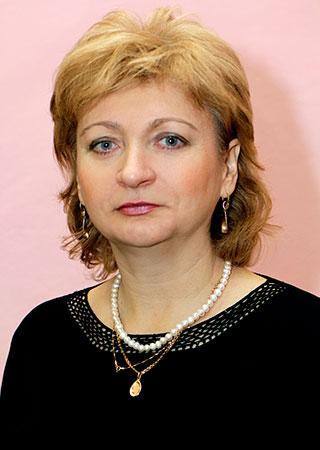 Савицкая Валентина Михайловна